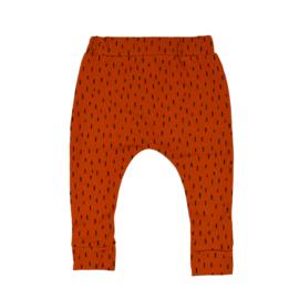 Slim fit pants | Amberglow | Handmade