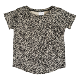 Shortsleeve | Baby Cheetah | Handmade