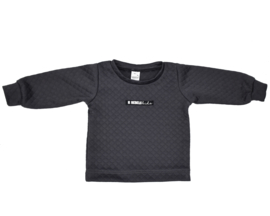 LIMITED EDITION Jogging pak logo | Sweat Dark Grey | Handmade