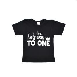 Shirt - Half way to one