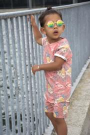 Set Shirt & Shorts Flamingo | SPECIAL EDITION