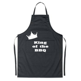 Keukenschort - King of the BBQ