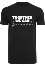 Heren Shirt | Together we can Succeed