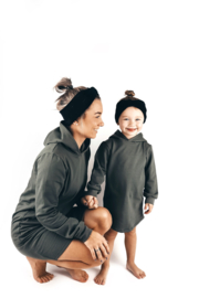 Twinning set | Hoodie Dresses | Kleurkeuze