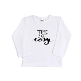 Shirt | Time 2 get Cozy