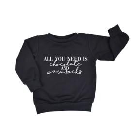 Soft Sweater | All You Need Is | 7 Kleuren
