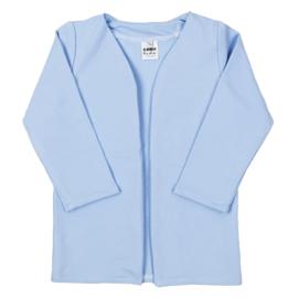 Lang Vest | Powder Blue | Óók met hoodie verkrijgbaar