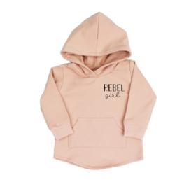 Hoodie | Rebel Girl | 7 Kleuren