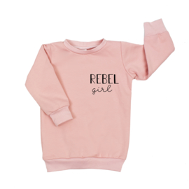 Baggy Sweaterdress | Rebel Girl | 6 Kleuren