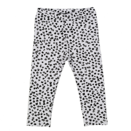 Legging | Leopard Grey | Handmade