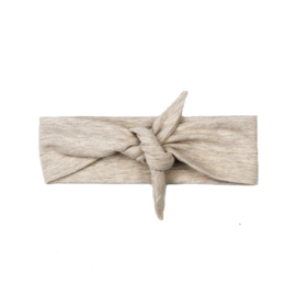 Headband | Sand Melange | Handmade