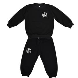 Royal Rebel Set | Sweater | Oversized | Black