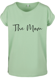 Dames Shirt | The Mom | Neo Green
