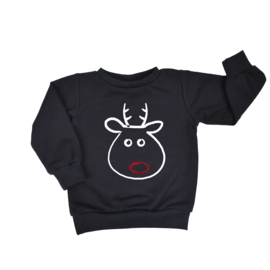 Soft Sweater | Funny Rudolph