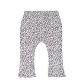 Flared Pants | Baby Blossom | Handmade