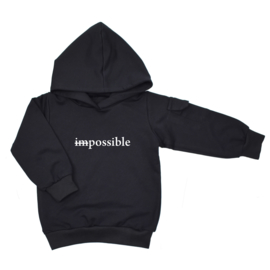 Hoodie with cargopocket | Possible | 7 Colours