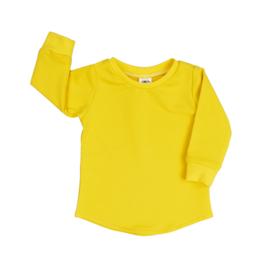 Long Sleeve | Sunny Yellow | Handmade