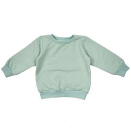 Sweater | Minty Green | Handmade