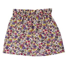 Paperbag Rokje | Vintage Blossom | 86/92 | ***