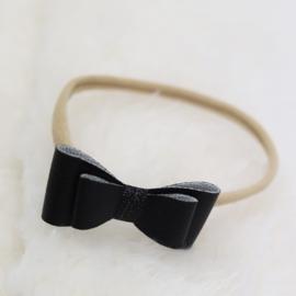 Headband | Leather Black