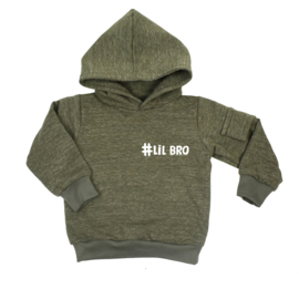 Hoodie With Side Pocket | Hashtag Own Text | 6 Colours