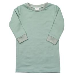 T-Shirt Dress | Minty Green | Handmade