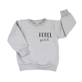 Sweater | Rebel Girl | 6 Kleuren