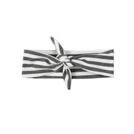 SS | Haarband | Stripes Grey  | XL