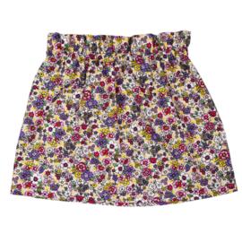 Paperbag Skirt | Vintage Blossom | Handmade