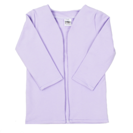 Long Cardigan | Purple Rose | Also with hoodie option