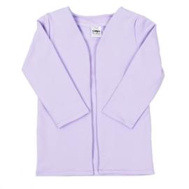 Lang Vest | Purple Rose | Óók met hoodie verkrijgbaar