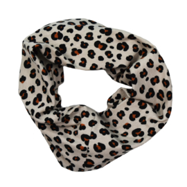 Scarf | Mini Leopard | Handmade