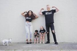 Heren Shirt - Hashtag - Gepersonaliseerd