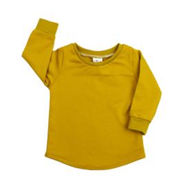 Long Sleeve | Mellow Yellow | Handmade