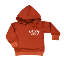 Hoodie With Side Pocket | Cozy Vibes | 6 Colours