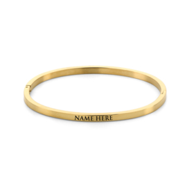Bracelet | Personalized | Gold
