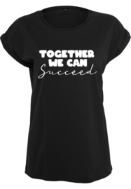 Dames Shirt | Together we can succeed