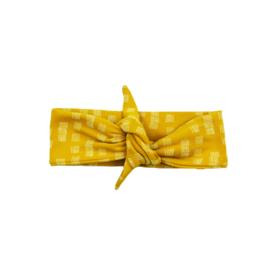 Haarband | Ochre Groove | Handmade