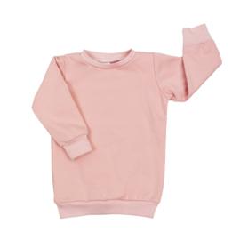 Baggy Sweaterdress | Cloudy Pink | Handmade