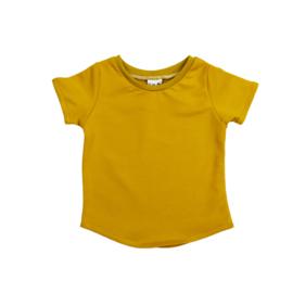 Short Sleeve | Mellow Yellow | Handmade