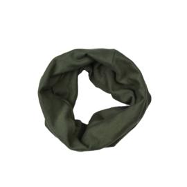Colsjaal | Khaki Green | Handmade