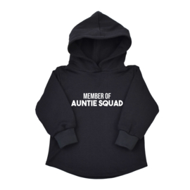 Soft Hoodie | Member of auntie squad
