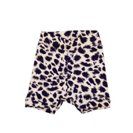 Baby Swimmingpants | Leopard Bluish Purple | Handmade