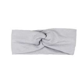 Headband Twist | Sleet | Handmade