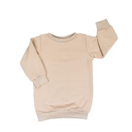 Baggy Sweaterdress | Sandstone | Handmade