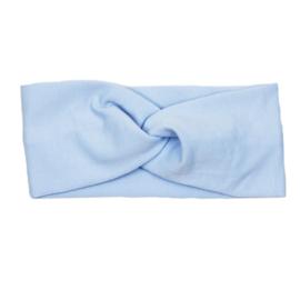 Headband Twist | Powder Blue | Handmade