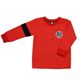Capitan T-Shirt Kids | Unisex | Red