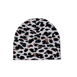 SS | Beanie | Summer Leopard  | M