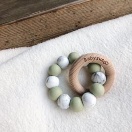 Teething Ring | Green