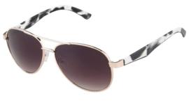 BY LISA | Dames zonnebril | Zebra